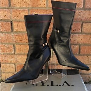N. Y. L. A. Boots